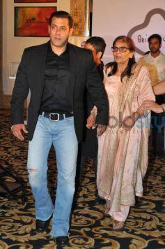 Salman Khan At Being Human Jewellery Launch
