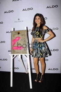 Yami Gautam, Bhumi Pednekar & Shamita Shetty Snapped At Aldo New Collection Launch