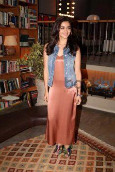 Alia Bhatt Sports A Slip Dress Like It's No Big Deal