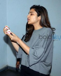 Birthday Girl Parineeti Chopra Looking Cool In Casuals