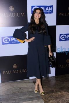 Bollywood Actress Sonam Kapoor Graces Plan International Girl Child Event
