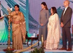 Deepika Padukone At Live, Love, Laugh Event On Mental Health Day