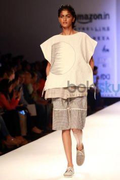 Designer Abhi Singh Collection At AIFW Spring Summer 2017