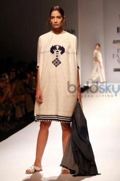 Designer IKAI Collection At AIFW Spring Summer 2017