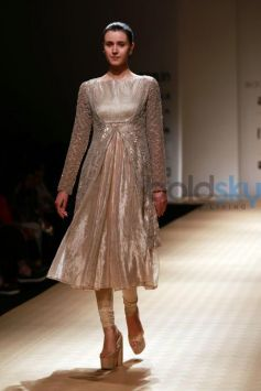Designer Siddhartha Tytler Collection At AIFW Spring Summer 2017
