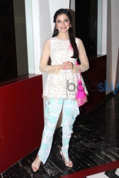 Divya Khosla Kumar Launch Campaign Of Breast Cancer Awareness