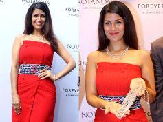 Nimrat Kaur Launches Forevermark Diamonds Festive Collection
