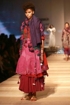 Opening Show The Road To Chanderi At AIFW 2016