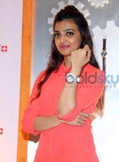 Radhika Apte Launches The New SWATCH Store In Mumbai