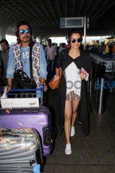 Shraddha Kapoor's Latest Airport Look