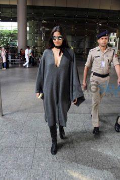 Sonam Kapoor's Latest Airport Look