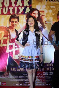Tamannaah Bhatia In A Bomber Jacket At The Screening Of Tutak Tutak Tutiya