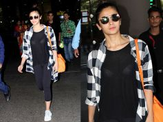 The Cutie Alia Bhatt Snapped At The Airport