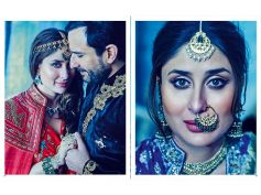 Just How Gorgeous Is Bebo In This Photoshoot For Bazaar Bride India Magazine