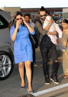 Shahid Kapoor Wife Mira Rajput Style Game Was On Point