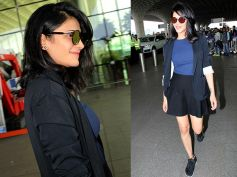 Shruti Hassan's Airport Look