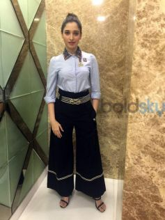 Tamannah Bhatia In Tommy Hilfiger Outfit