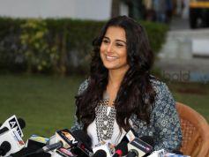 Vidya Balan Shows Off Her Boho Lookbook At Kahaani 2 Promos