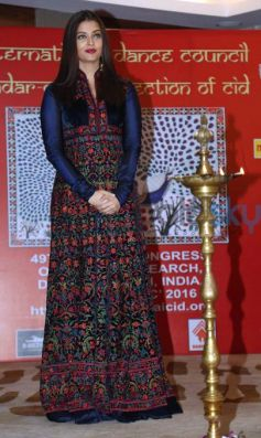 Aishwarya Rai Graces The International Dance Congress Meet