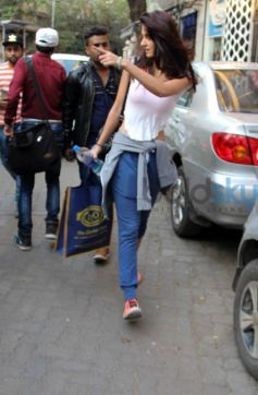 Caught Candid: Disha Patani In Casuals!