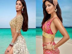 Katrina Kaif On The Cover Of Harper's BAZAAR BRIDE