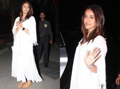 Ileana D'Cruz Spotted At Bandra
