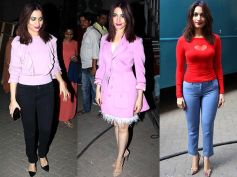 Tamannaah Bhatia Spotted At Mehboob Studio