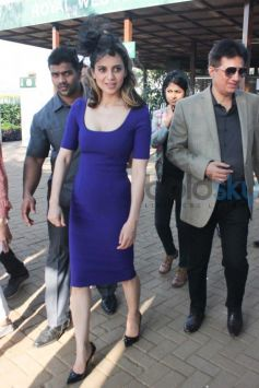 Kangana In A Victoria Beckham Dress