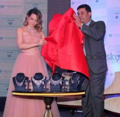 Kangna Ranaut At Nakshatra Jewellery Brand Launch