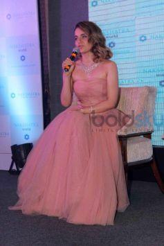 Kangna Ranaut At Nakshatra Jewellery Brand Launch