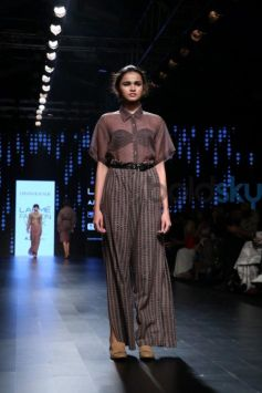 Urvashi Kaur At LFW Summer/Resort 2017 Day 1