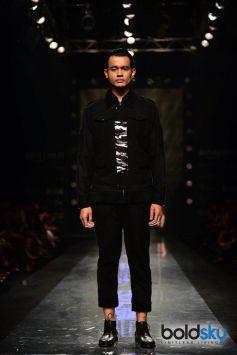 Designer Abhishek Show Nought One Fashion Show At AIFW 2017