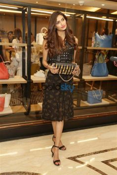 Athiya Shetty At Launch Of COACH Store In New Delhi