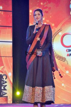 Isha Koppikar At Cama Awards In Ahmedabad