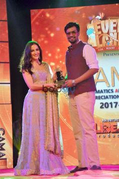 Evelyn Sharma At Cama Awards In Ahmedabad