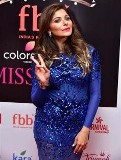 Kanika Kapoor At Femina Miss India North 2017