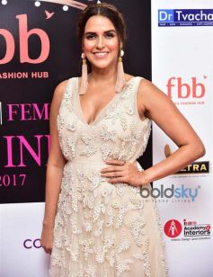 Neha Dhupia At Femina Miss India North 2017