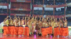 Yami Gautam Performs At IPL Match Ceremony In New Delhi