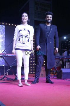Half Girlfriend Movie Promotion In New Delhi