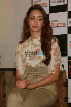 Manisha Koirala Promote Dear Maya In New Delhi