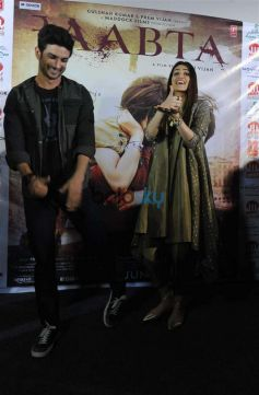 Rabtaa Movie Promotion In New Delhi