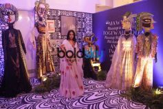 Anamika Khanna Installation Show India Couture Week 2017