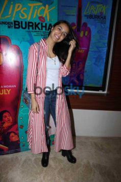 Lipstick Under My Burkha Movie Screening