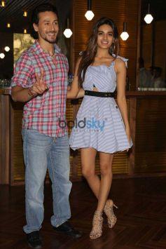 Munna Michael Movie Promotion In New Delhi