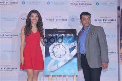 Urvashi Rautela Unveil The Swivel Collection Of Nakshatra Diamond Jewellery