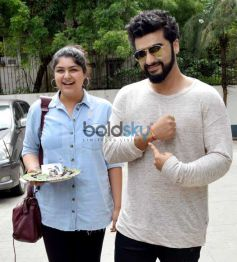 Arjun Kapoor On Occasion Of Rakhi.