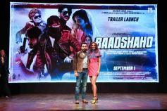Baadshaho Trailer Launch.