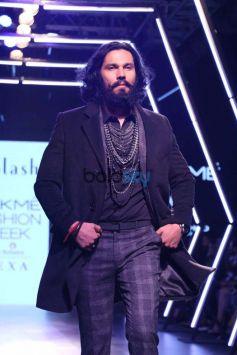 Daisy Shah And Randeep Hooda At Lakme Fashion Week