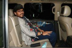Deepika Padukone,Irrfan Khan,Perna Arora And Vishal Bhardwaj Spotted At JW Marriott Post Meet