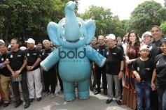 Dia Mirza At Gaj Yatra Launch On World Elephant Day
